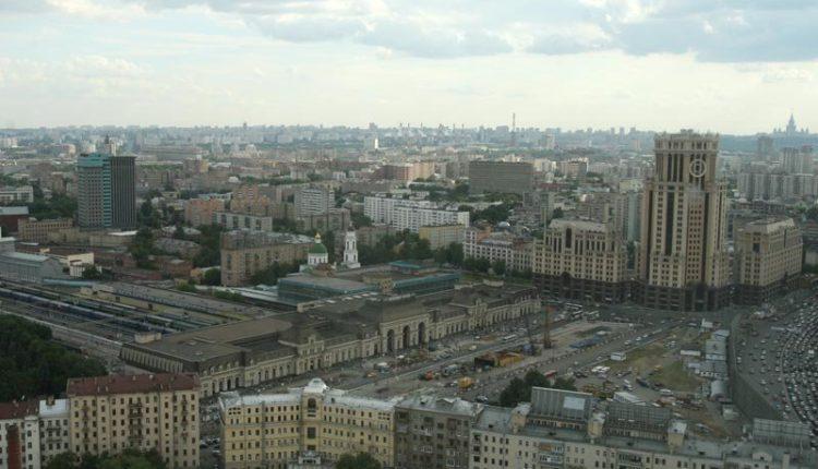 Фото  Global Look Press. Архитектурный совет Москвы одобрил строительство подземного  торгового центра на Павелецкой площади ... d14ca14405a