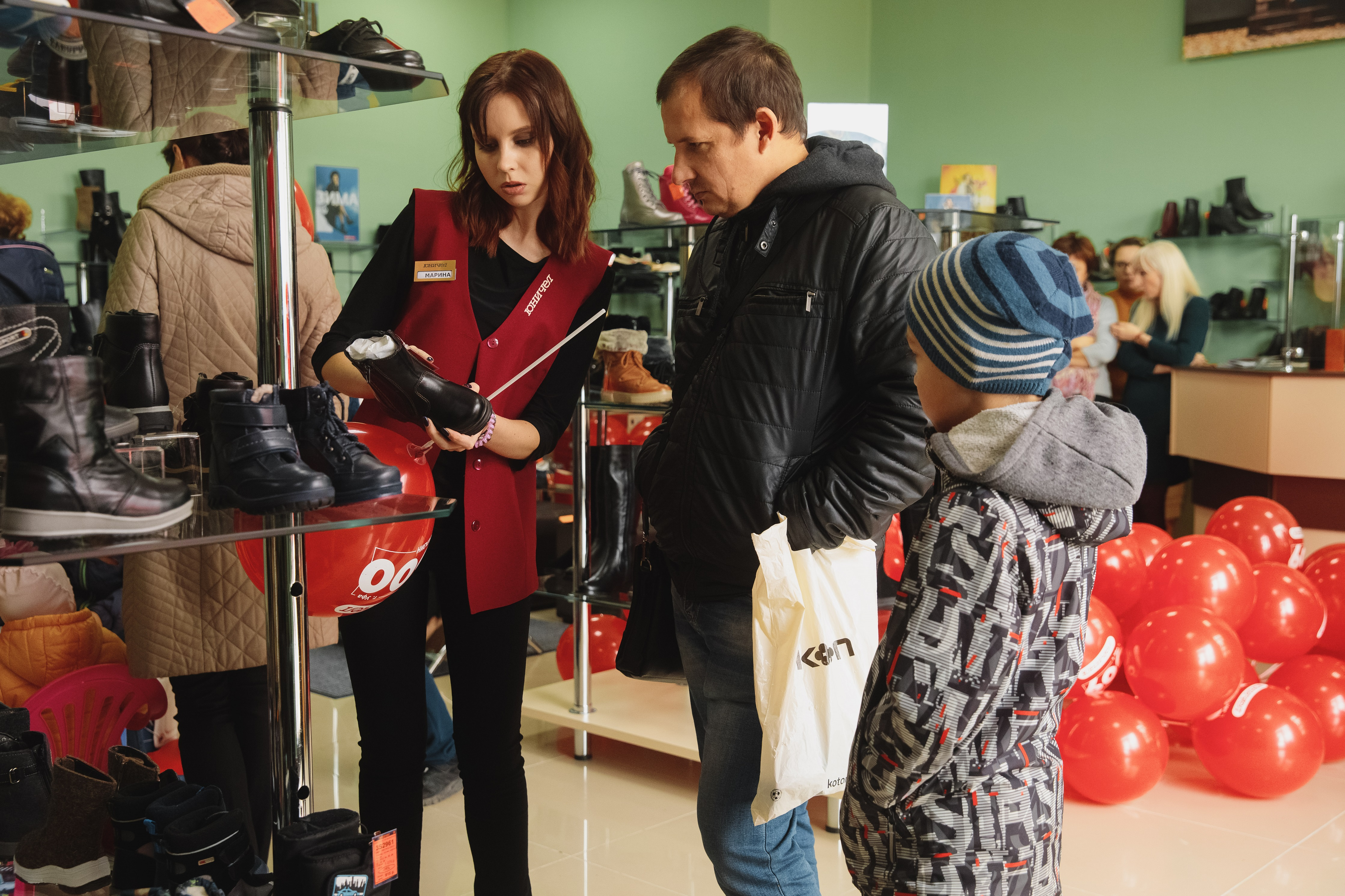 Сеть «Юничел» открыла 600-й магазин - Retail Life! 7bca6ea0174